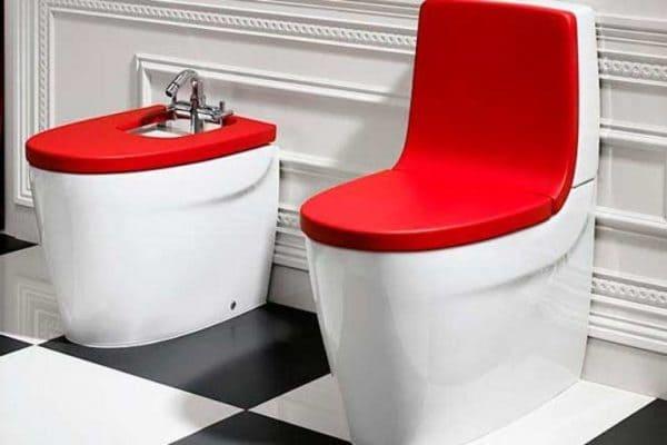 فني صحي وانواع المراحيض